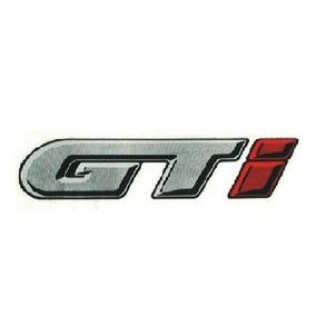 Gol Gti G1 - Adesivos E Emblemas Da Tampa Da Mala