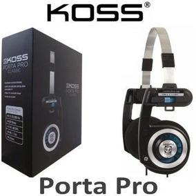 Fone De Ouvido Koss Porta Pro Original