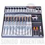 Consola Soundcraft Sx1202 Fx 12 Canales 8 Xlr 2 Aux Efectos