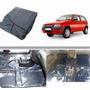 Tapete Carpete Vinil Verniz Fiat Uno 2000 A 2009 - 2p 4p