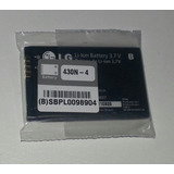 Bateria Original Lg Lgip- 430n Gb280 T300 Gb280 Gs290 T310