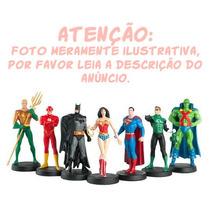 Miniaturas Dc Comics Eaglemoss - A Partir De 60,00 Cada!!!