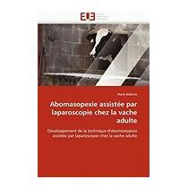 Libro Abomasopexie Assistee Par Laparoscopie Chez, Marie Bab