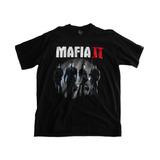Remera Mafia 2 Importada Remera Del Juego Ps3 Xbox Talle L
