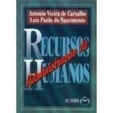 Livro Administração De Recursos Humanos Vol 1