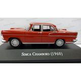 Carros Inesquecíveis Simca Chambord 1960 07*