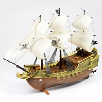 Barco Pirata Rc Piratas Del Caribe