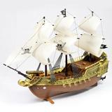 Barco Pirata Rc Piratas Del Caribe Mygeektoy-hotsale