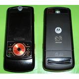 Celular Motorola Z6 Color Naranja - Movistar