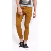 Pantalones Baratos Para Hombre Entubados Skinny