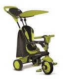Spark Trike Inteligente Pedal Verde Ride Ons