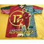 Camisa De Cristiano Ronaldo (cr17) Portugal. Talla Xxl.