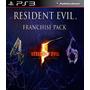 Resident Evil 4 + Re 5 Gold Ed + Resident Evil 6 Ps3 Digital