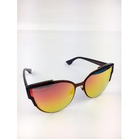 Oculos De Sol Feminino Espelhado Colecao Nova Pronta Entrega