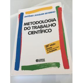 Livro Metodologia Do Trabalho Cientifico
