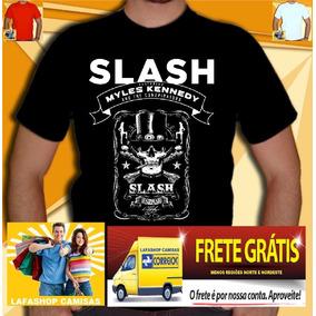 Camisa Slash Miles Kennedy The ... Guns Roses Frete Gratis