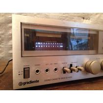 Gradiente Cassette Deck Cd 4000