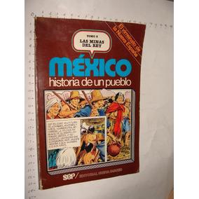 Libro Mexico Historia De Un Pueblo, Tomo 5, Las Minas Del Re