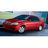 Guardafango Derecho Toyota Corolla 2004-2005-2006-2007-2008