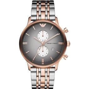 ad43da46288 Relógio Emporio Armani Ar1721 Original - 1 Ano De Garantia