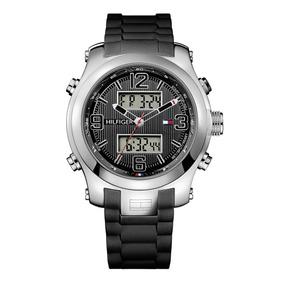 64aac29dbbb Relógio Digital Tommy Hilfiger Lilás - Relógios De Pulso no Mercado ...