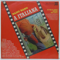 Lp Bang Bang À Italiana - Trilha Sonora Original Do Filme -