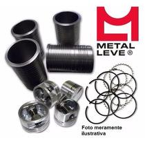Kit Motor Gol Parati Voyage 1.6 Cht Metal Leve Suk1875