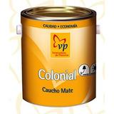 Pintura Colonial Vp Mate Color Orquídea Galón