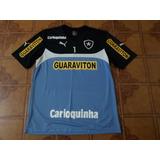 4e3cc6fc63350 Camisa Botafogo Jefferson - Futebol no Mercado Livre Brasil