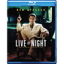 Live By Night - Vivir De Noche - Bluray Usa De Ben Affleck