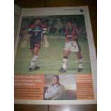 Diario Ole 28/2/1998 - Union 3 San Lorenzo 2 Amadeo Carrizo