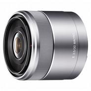 Lente Macro Sony Sel30m35 30mm F/3.5 E-mount Envio Gratis
