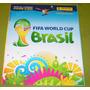 Album Figuritas Mundial Futbol Brasil Panini 2014 Vacio