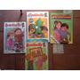 Lote 4 Revista Jardincito 1985 Publicidad Poster Anteojito!!