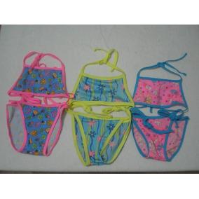 Bikini Traje De Baño Para Nenas Economicos Y Bonitos $75.00
