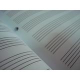 Cuaderno Pentagramado Melos Glpmusic
