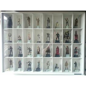 Estante Bonecos Miniatura Star Wars 32 Nicho Promoção Hoje!
