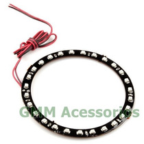 Angel Eyes Smd P/ Farol Universal 6cm A 13cm Todas As Cores