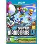 Juego Super Mario Bros U Para Wii U Nuevo Fisico Original