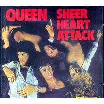 Queen 1974 Sheer Heart Attack Cd Com Letras Importado