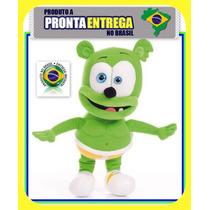 Pronta Entrega - Gummy Bear 34cm Musical - Fotos Reais