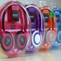 Auricular Sony Mdr-xb 200 Sonido Stereo Smartphones Tablet