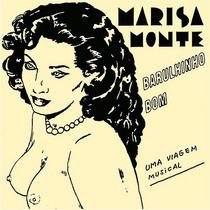 Cd Duplo Marisa Monte Barulhinho Bom (02 Cds) Novo Original