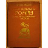 Arte Decorativo En Pompeya - Museo De Napoli En Italiano