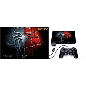 Ps2 Skin Playstation 2 Pelicula Adesiva