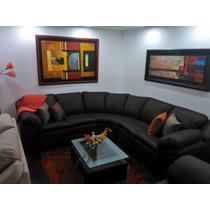 Sofa Modular Recibo Juego De Sala Mueble En L