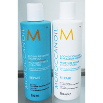 Kit Moroccanoil Shampoo Condicionador Special Edition 250 Ml