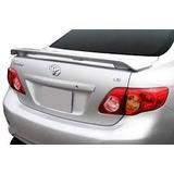 Spoiler Toyota Corolla Con Tercer Stop Garantizado