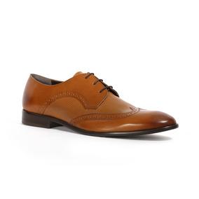 Trender Zapato De Vestir Bostoniano En Color Miel 8580131