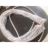 Canilla Flexible De 150 Cm 1/2 X 1/2 Para Ducha Teléfono